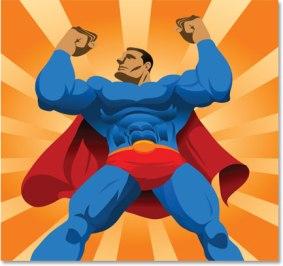super-hero