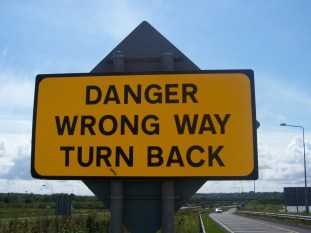 wrong-way-sign