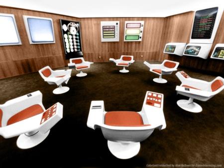Cybersyn room