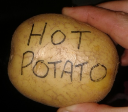 hot-potato