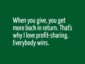 proft-sharing-quote