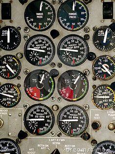 aeroplane dashboard