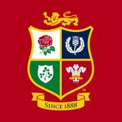 Lions badge