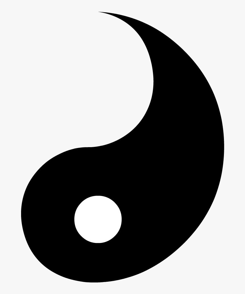 Yin half